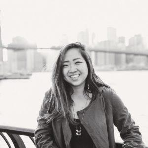Portrait of Renee Chang